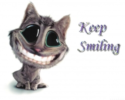 Animated/Cartoon Wallpaper - Keep smiling