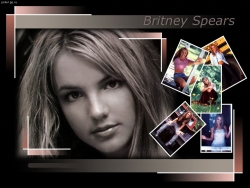 Celebrity Wallpaper - Britney's day