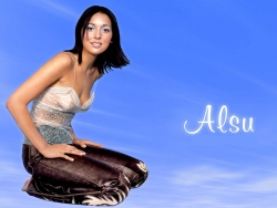 Model Wallpaper - Alsu