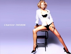 Celebrity Wallpaper - Charlize Theron