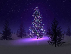 Christmas Wallpaper - Christmas tree