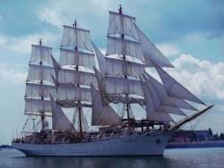 Landscape Wallpaper - Big boat