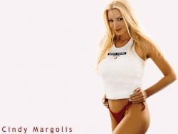 Model Wallpaper - Cindy Margolis