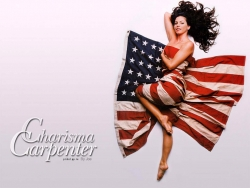 Model Wallpaper - Charisma Carpenter