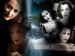 Celebrity Wallpaper - Gillian Anderson