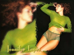 Celebrity Wallpaper - Jennifer Lopez
