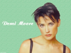 Celebrity Wallpaper - D. Moore
