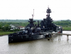Military Wallpaper - Black ship