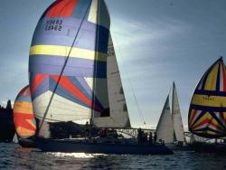Landscape Wallpaper - Yacht