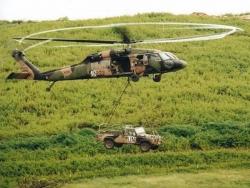 Military Wallpaper - Black Hawk