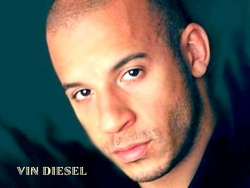 Celebrity Wallpaper - Vin Diesel