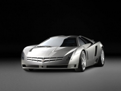 Car Wallpaper - Cadillac Cien