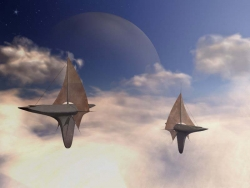 3D and Digital art Wallpaper - Flights