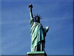 Celebrity Wallpaper - Statue of Liberty
