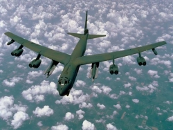 Military Wallpaper - B52 bomber