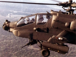 Military Wallpaper - Apache helicopter