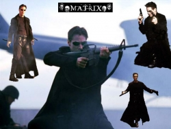 Movie Wallpaper - Matrix poster