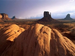 Landscape Wallpaper - Valley Arizona