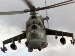 Military Wallpaper - Attack helicopter