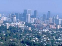 Landscape Wallpaper - LA downtown