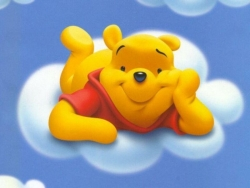 3D and Digital art Wallpaper - Pooh