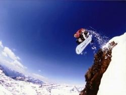 Sport Wallpaper - Snowboarding