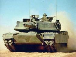 Military Wallpaper - Abrams tank