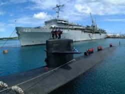 Military Wallpaper - Attack submarine