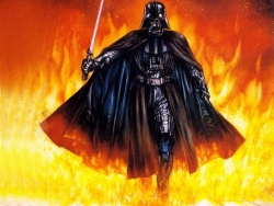 Animated/Cartoon Wallpaper - Darth
