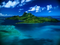 Landscape Wallpaper - Island