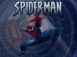 Animated/Cartoon Wallpaper - Spiderman cartoon