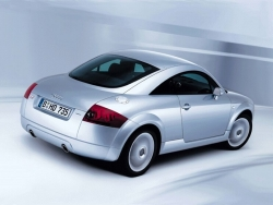 Car Wallpaper - Audi TT