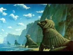 3D and Digital art Wallpaper - Mistery Island