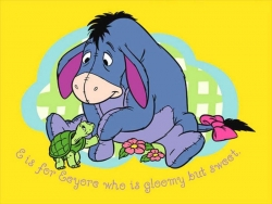 Animated/Cartoon Wallpaper - Eeyore