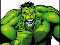 Animated/Cartoon Wallpaper - Hulk