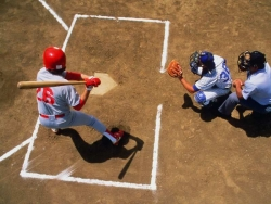 Sport Wallpaper - Baseball match