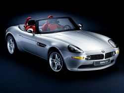 Car Wallpaper - BMW Z8