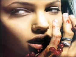 Celebrity Wallpaper - Angelina
