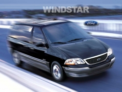 Car Wallpaper - Ford windstar