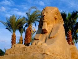 Landscape Wallpaper - Sphinx