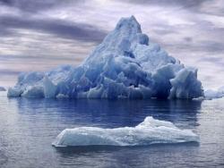 Nature Wallpaper - Icebergs