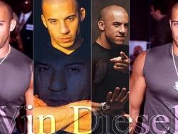 Celebrity Wallpaper - V. Diesel