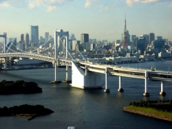 Landscape Wallpaper - Tokyo