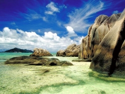 Landscape Wallpaper - Seychelles