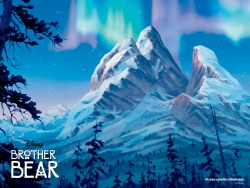 Animated/Cartoon Wallpaper - Brother bears