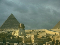 Landscape Wallpaper - Egypt Sphinx