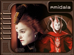 Movie Wallpaper - Star wars Amidala