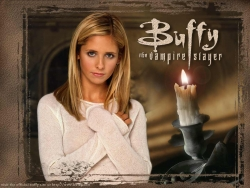 Celebrity Wallpaper - Buffy