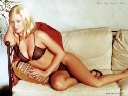 Sexy Wallpapers & Pictures - Heather Kozar