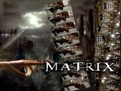 Movie Wallpaper - Matrix 3